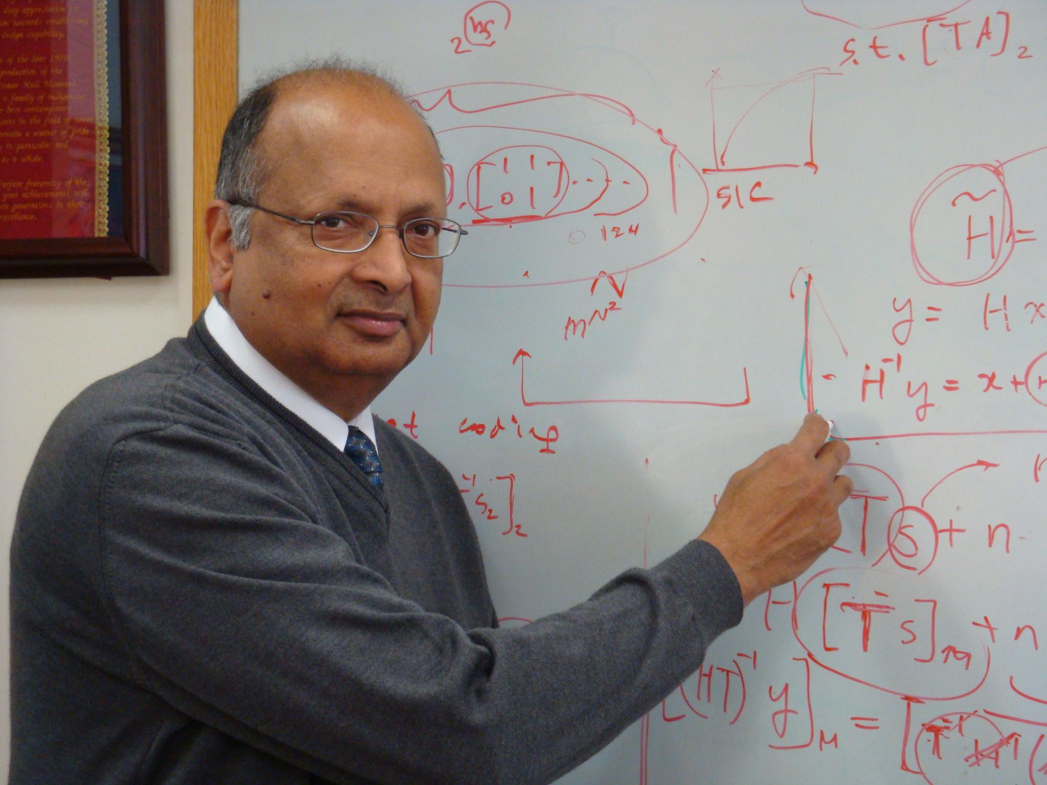 Arogyaswami J Paulraj
