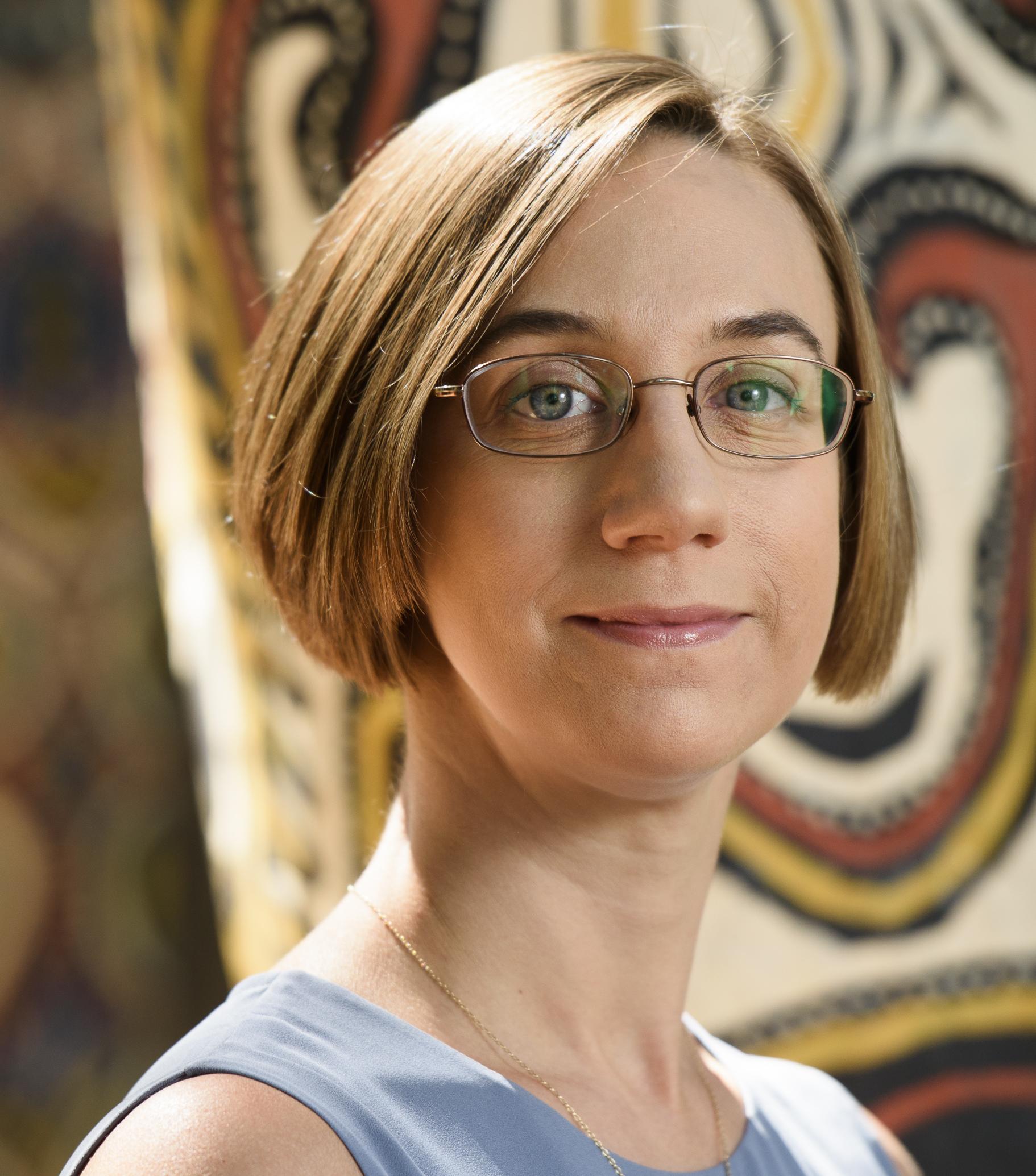 Christina J. Hodge