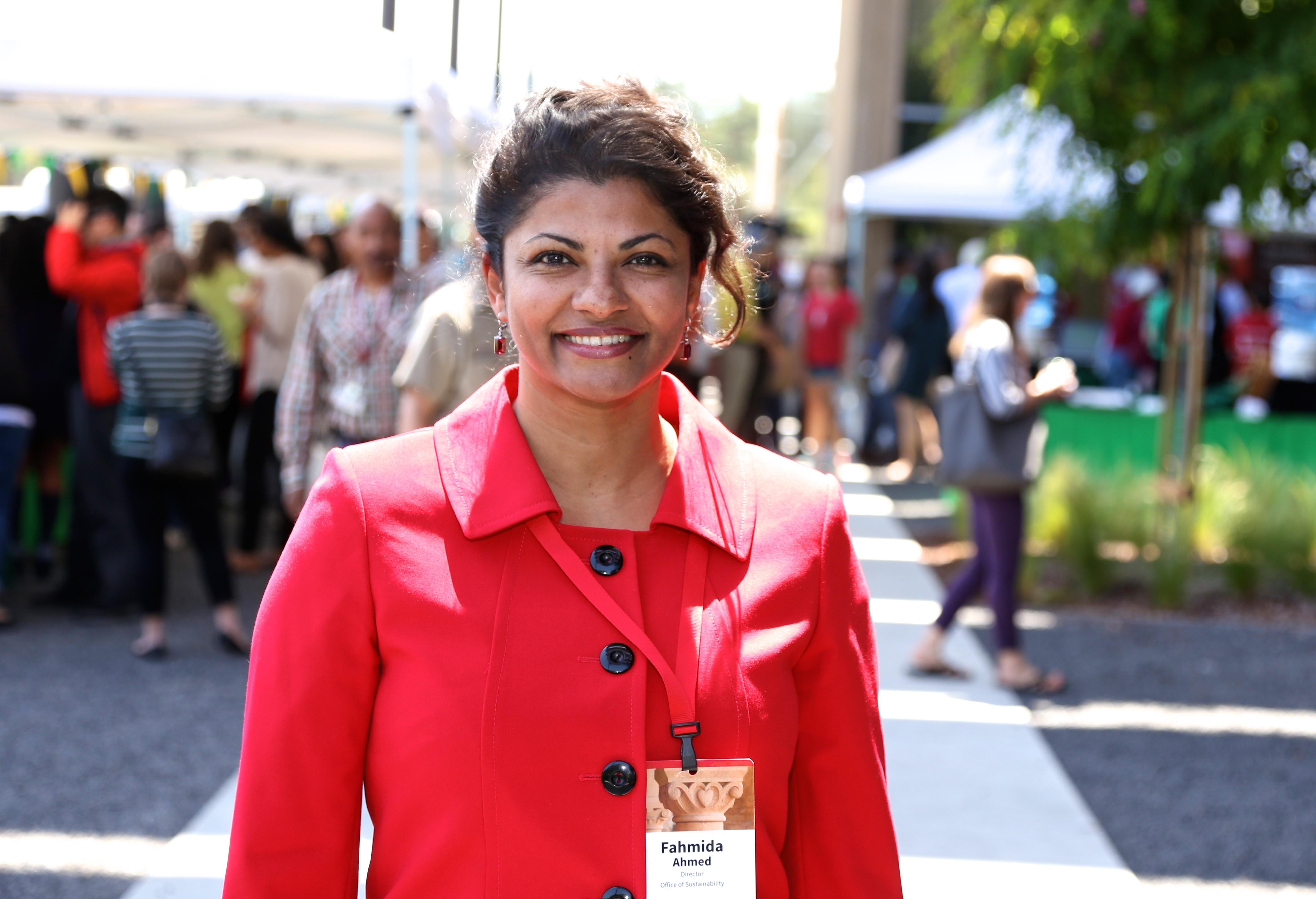 Fahmida Ahmed Bangert