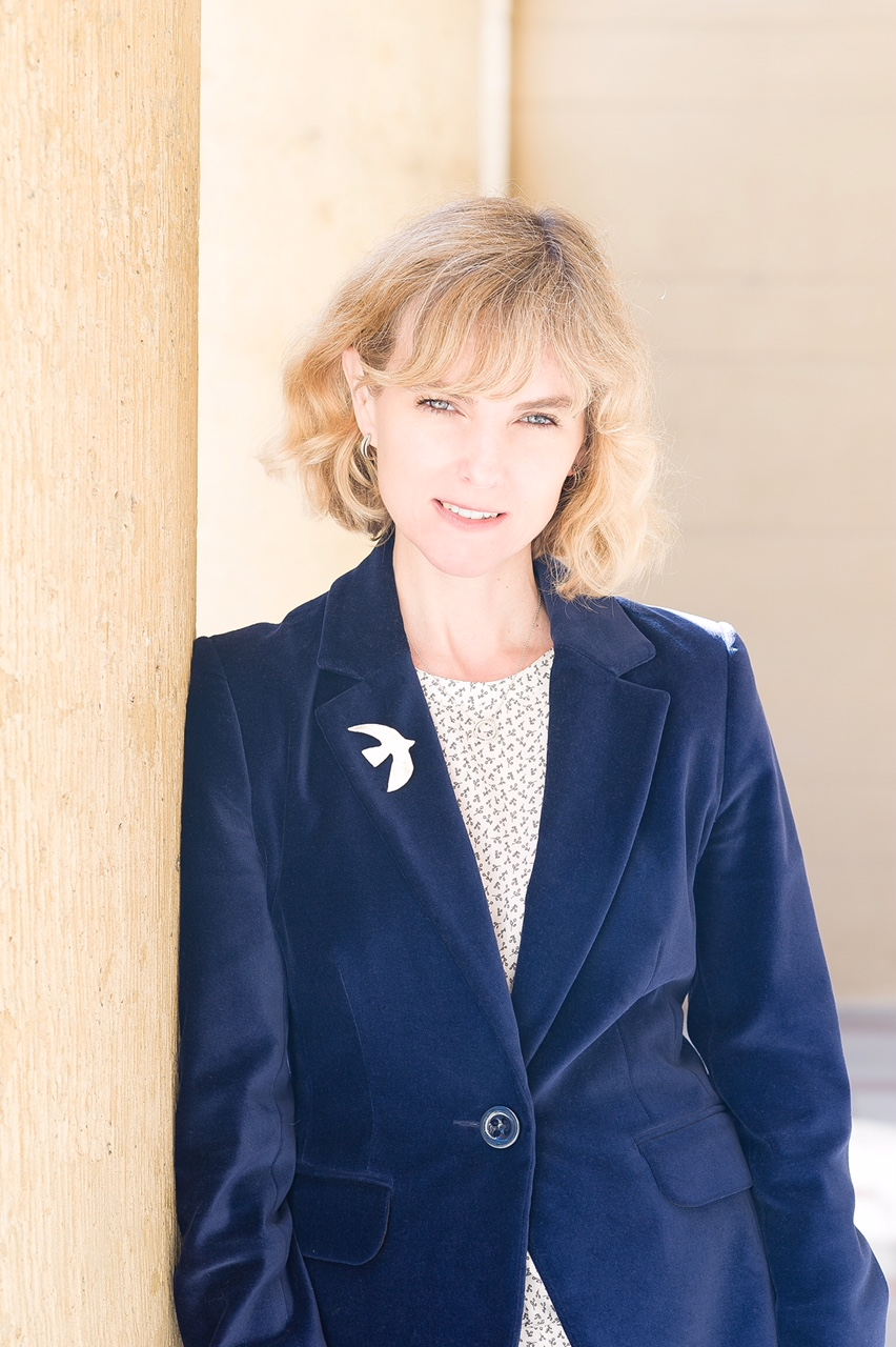 Marie-Pierre Ulloa