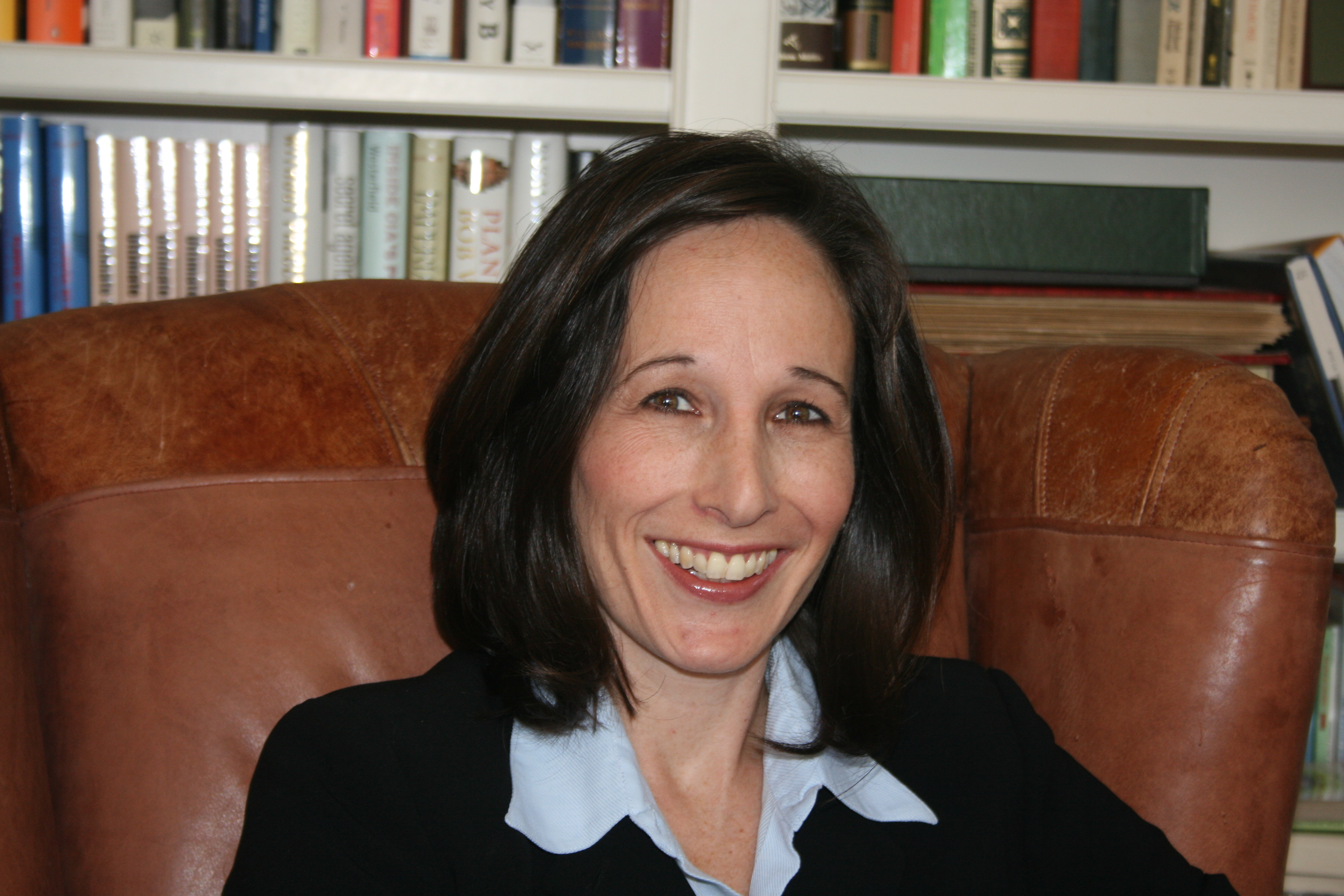 Amy Beth Zegart